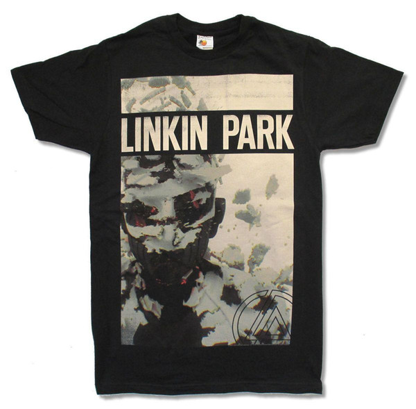 Linkin Park Perspective Image T shirt New Official Merch Soft Chester