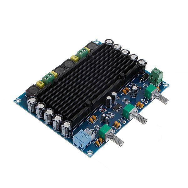 Nuovo 2017 XH-M549 Con Tone 2x150W TPA3116D2 Digital Audio HIFI Amplifier Board 2 Canali