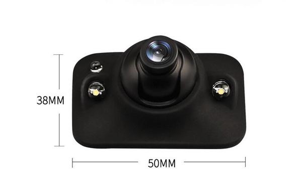 100pcs Right side blind zone car camera Non-destructive car waterproof monitoring HD rear view reversing image