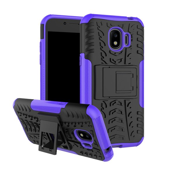 Hybrid Kickstand Impact Rugged Case for Samsung Galaxy J2 Pro 2018 J3 J4 J6 J7 Duo Note 8 9 Hard Cover Shockproof Shell