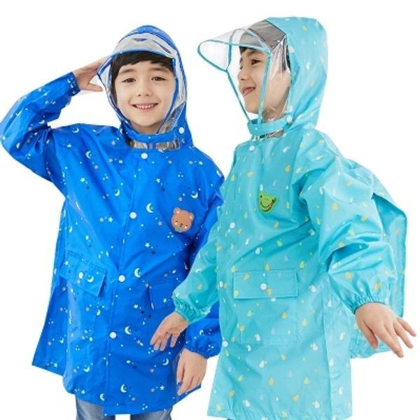 6dac18879 2019 3 12 Years Old Cartoon Unisex Waterproof Kids Boys Girls ...