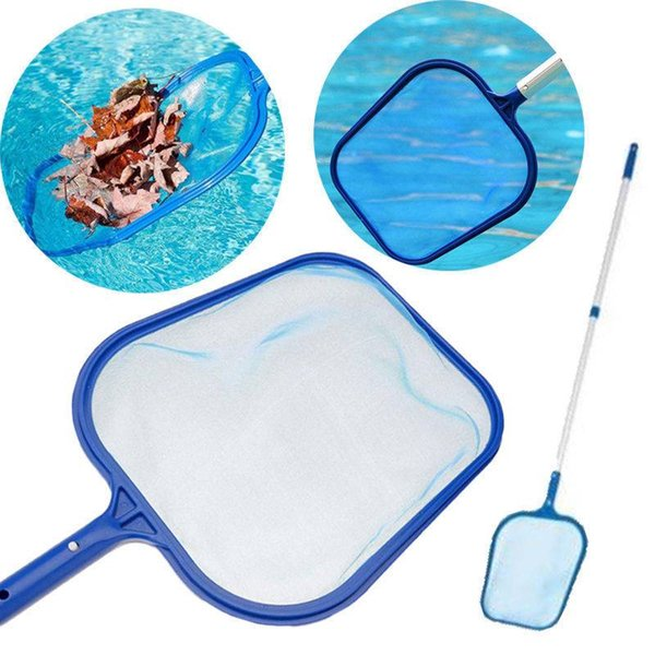 2019 New Swim Pool Leaf Skimmer Rake Net Hot Tub Swimming Spa Cleaning  Leaves Mesh Tool Blue From Zfrankly, $9.04 | DHgate.Com