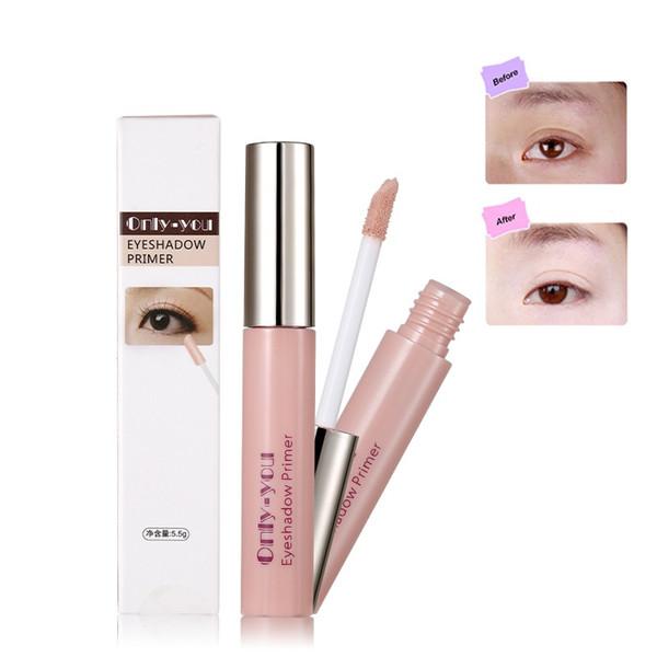 Only-you Eyeshadow Primer Oil-control Long lasting Brighten Eye Makeup Marchio di qualità impermeabile Tan Eyes Base trucco
