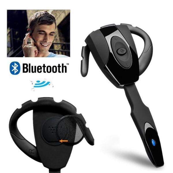 vendita calda Bluetooth 4.1 Cuffie senza fili Cuffie auricolari Mini mani libere Gancio per l'orecchio Cuffie con microfono