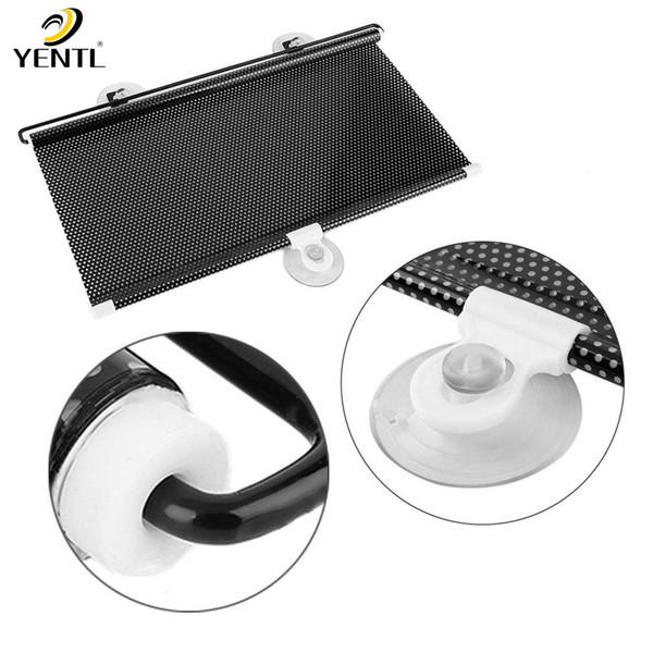 yentl free shipping 40x60cm Car Side Window Curtain Auto Sun Shade Vehicle Windshield Shield Auto Sun Shade Vehicle Windshield Shield
