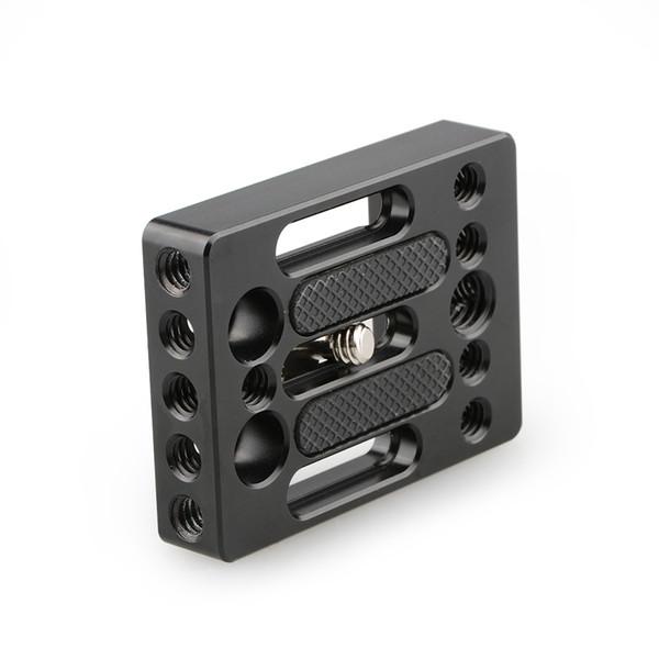 CAMVATE DSLR Kamera Grundplatte für Cage Rig (Allgemein)