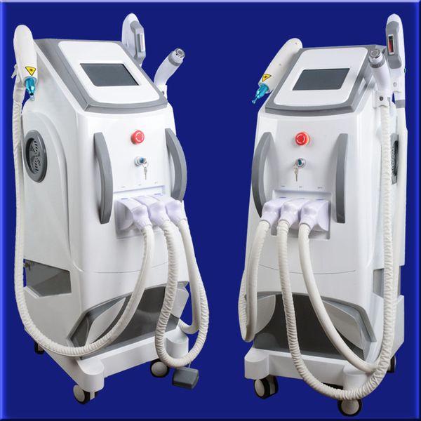 ipl skin hair removal machine opt Best Germany xenon lamp IPL SHR q switch nd yag laser tattoo removal machine