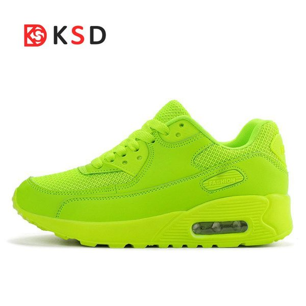Newest Spring Autumn Running Shoes For Outdoor Comfortable Women Sneakers Men Breathable Sport Shoes 2018 Male Shoes Size 35-44
