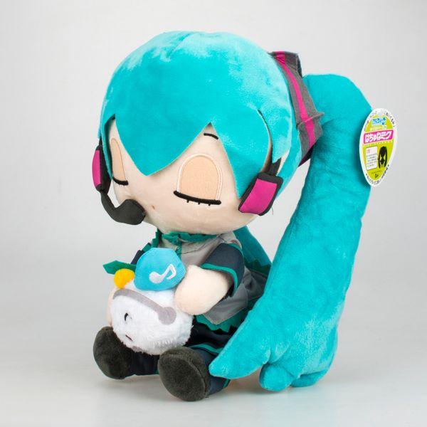 EMS Hatsune Miku 27CM Plush Doll Stuffed Best Gift Soft Toy