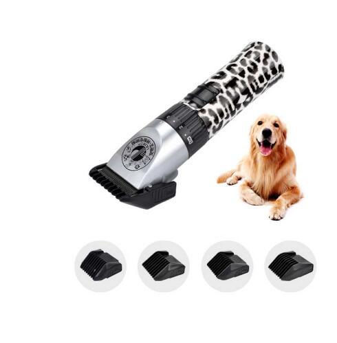 LILI Professional Rechargeable Dog Cat Hair Trimmer Pet Fur Cutting Machine Styling Tools Animal Hair Clippers ZP-298A