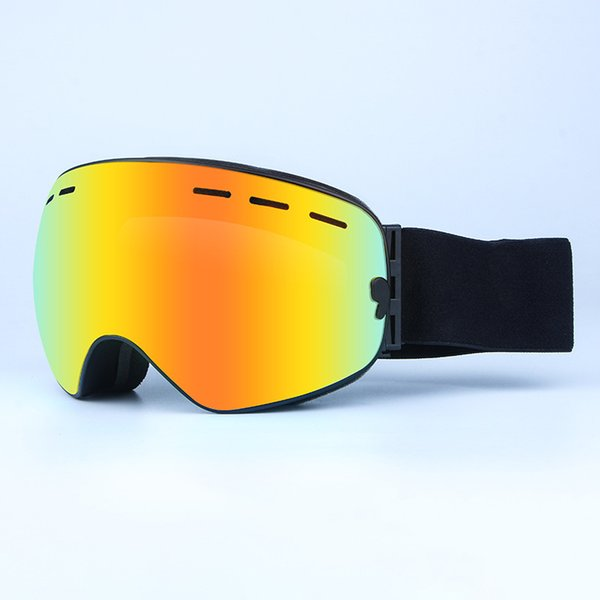 New Arrivals Ski Snowboard Goggles Glasses Men Women UV Protection Anti-fog Snow Ski Eyewear Winter Skiing Goggles Glasses