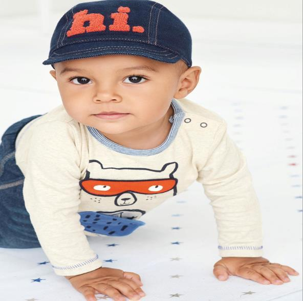 Boy T Shirt with Animal or car print Baby Boys Clothes Kids Long Sleeve Tops Cotton Sweatshirts Children T shirts for Boys Clothing