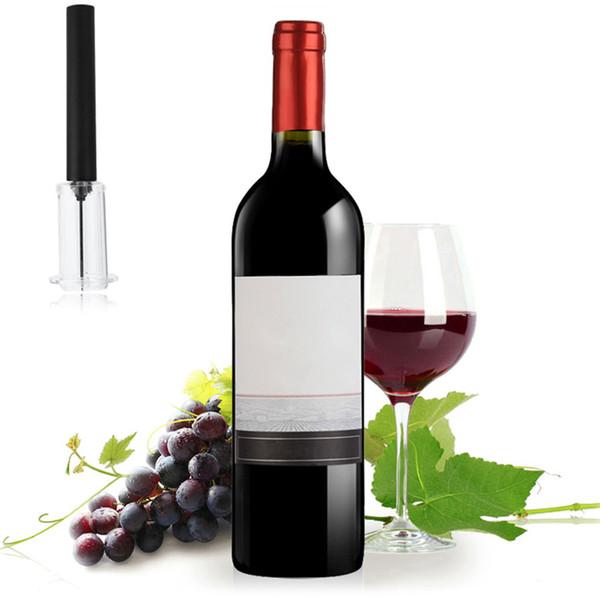 Red Wine Opener Air Pressure Cork Popper Bottle Pumps Corkscrew Cork Out Tool New Arrival Hot Sale