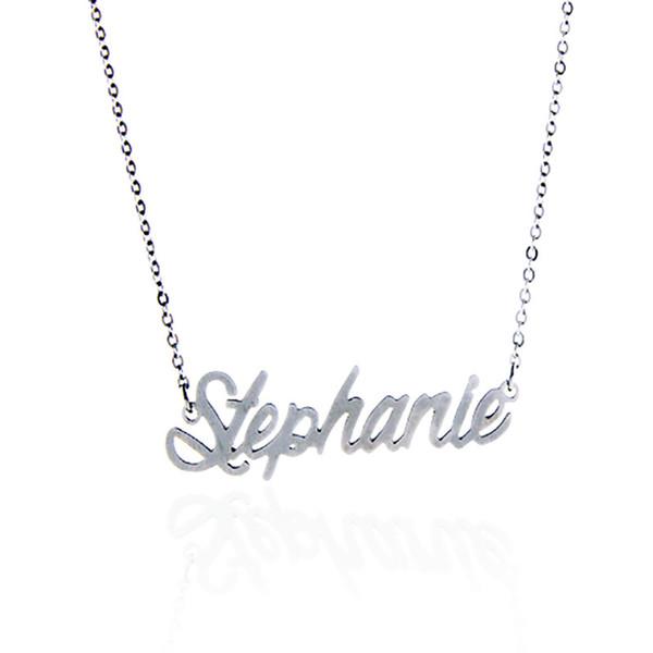 Stephanie silver color