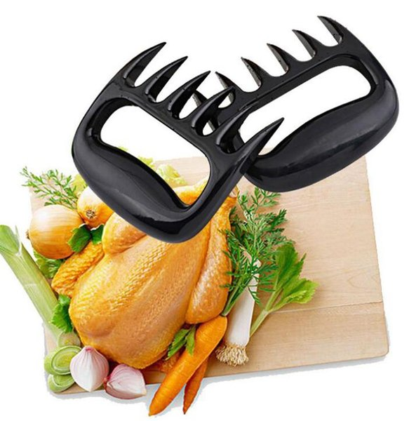 Hot Sale Bear Paws Claws Meat Handler Fork Tongs Pull Shred Pork Lift Toss BBQ Shredder BBQ Grilling Accessories Bear Claws
