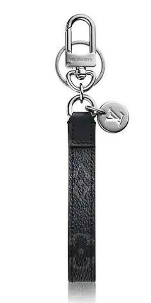 2019 ECLIPSE DRAGONNE BAG CHARM & KEY HOLDER M61950 FACETTES BAG CHARM KEY HOLDER TAPAGE CHARM KEY HOLDERS