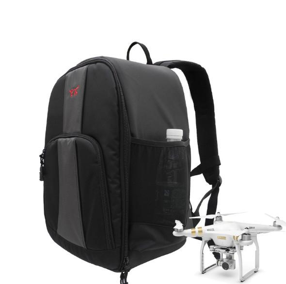 Series aerial drone aircraft backpack outdoor waterproof and shockproof drone package outdoor sports bag
