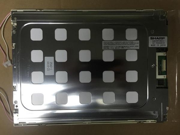 Original 10.4 inch LCD screen LQ104V1DG11 LQ104V1DG21 industrial control display LQ104V1DG21 640 RGB *480 VGA free shipping
