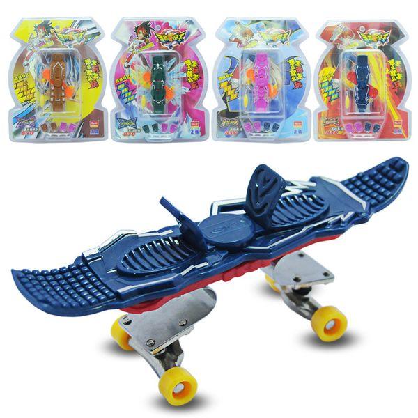 Learning Education Finger Skate Boarding Whirlwind Toy Children Fun Intelligence Desktop Games Developmental Gift For Kid 6 2dq W
