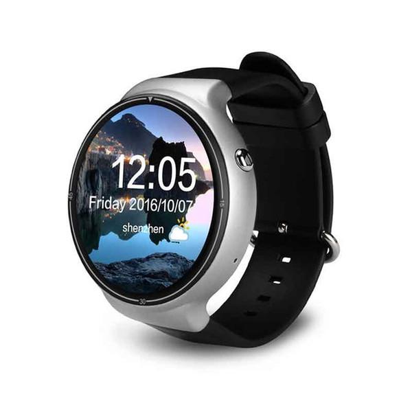 I4 Pro Smart Watch 1.4 inch 400 * 400 MTK6580 smart wacth Phone Android 5.1 3G RAM 2 GB / RAM 16 GB WIFI Smartwatches