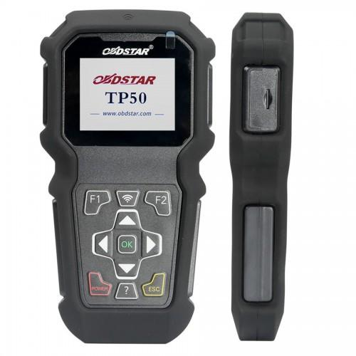 Promotion New OBDSTAR TP50 Intelligent Detection TPMS Activation Reset & Diagnostic Tool TP50 Auto Scanner Support 315MHz and 433MHz TPMS