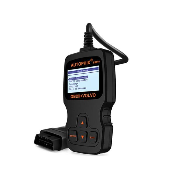 Leitor de código de Autophix ES610 OBD2 e ferramenta diagnóstica automotivo do varredor da transmissão da bolsa a ar de ABS SRS do motor para Volvo