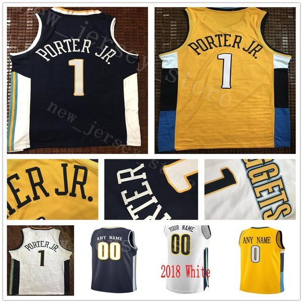 new product 68bb8 76db8 Custom College Printed Yellow 25 Malik Beasley Jersey Blue White Monte  Morris Jarred Vanderbilt Isaiah Thomas Welsh DeVaughn Akoon Purcell UK 2019  ...