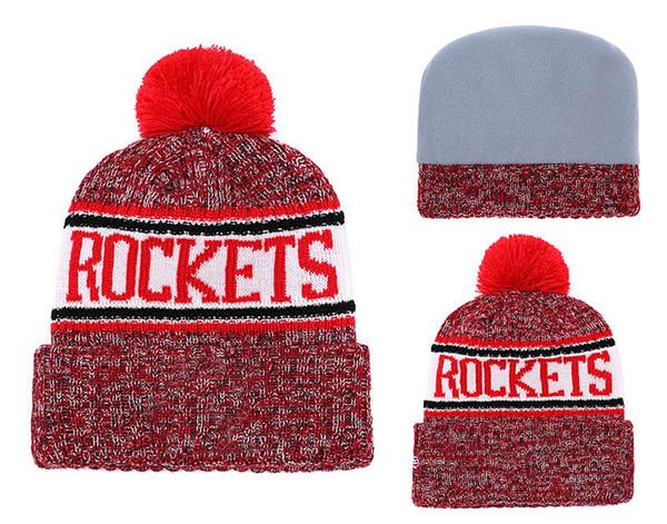Fashion 2018 New Basketball Sports Beanies Womens Mens Winter Beanies Warm Knit Hats Knitted Cap Hip Hop Brand Sports Winter Street Hat