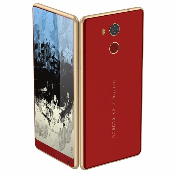 Original BLUBOO D5 Pro 4G Mobile Phone Android 7.0 3GB+32GB Quad Core Smartphone 13.0MP 5.5 inch Dual SIM Cell Phone OTG Phablet