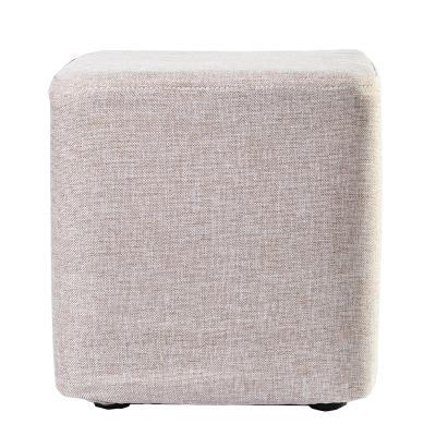 Strange 2019 Solid Wooden Round Stools Ottoman Sofa Chair Portable Furniture Kids Stool Soft Foam Seat Cushion From Eric9001 79 39 Dhgate Com Cjindustries Chair Design For Home Cjindustriesco