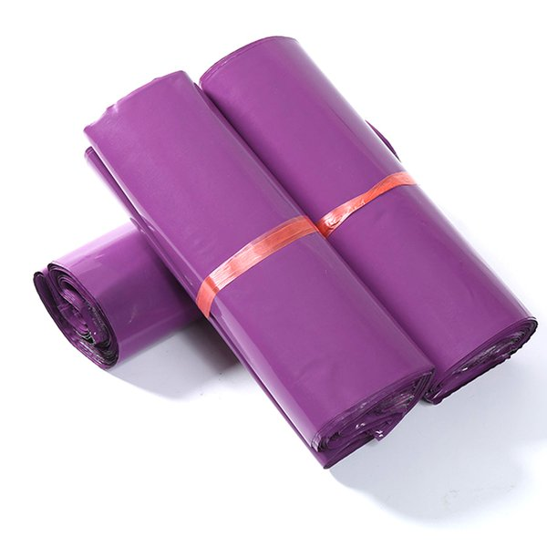 Colorful Envelope mailing bags Plastic post pouches Courier Mailer Express Bags