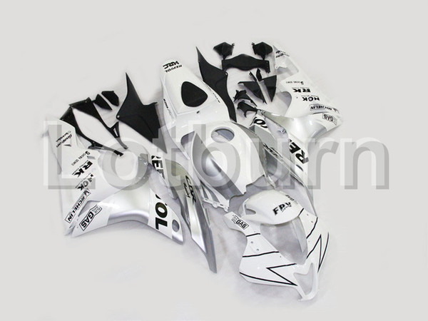 Custom Made Motorcycle Fairing Kit Fit For Honda CBR600RR CBR600 CBR 600 RR 2007 2008 07 08 F5 ABS Fairings fairing-kit Injection A233