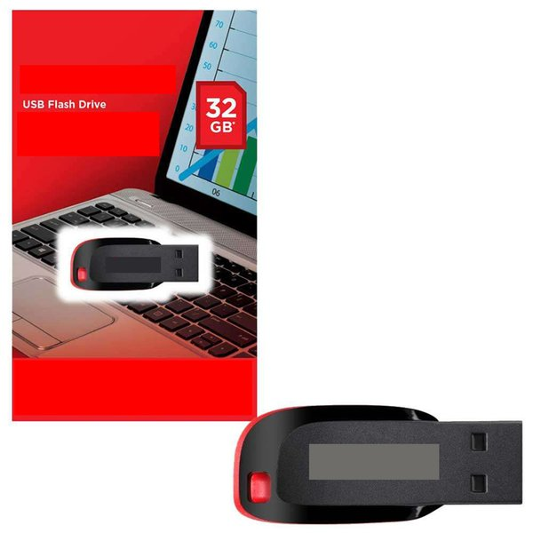 2019 hot 8GB 16GB 32GB 64GB 128GB USB 2.0 Clé USB Clé USB Clé Mémoire Disques Clés Clé USB