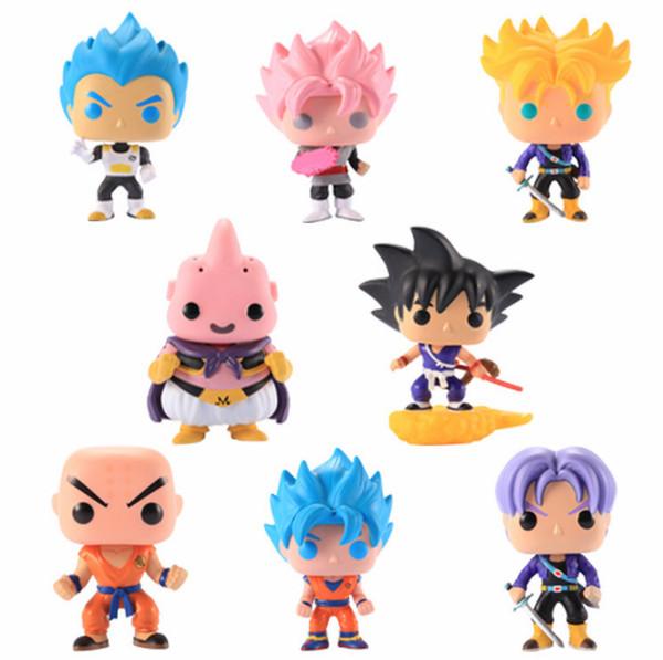 Dragon Ball Goku Super Ultra istinto forma FILM TV Animazione carattere Toys