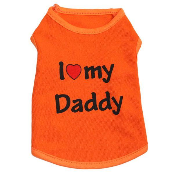 Orange dady