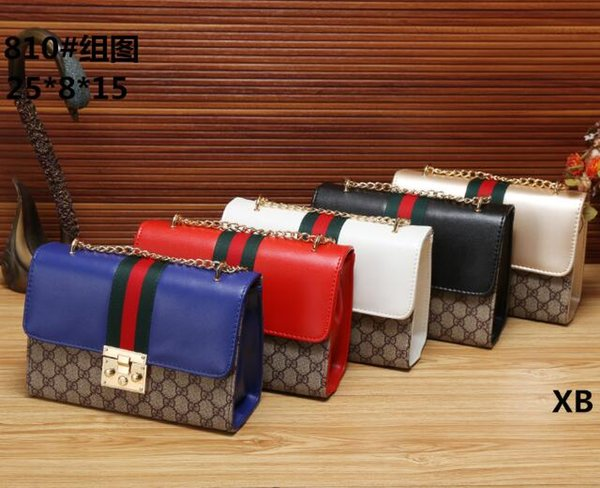 New Luxury Ladies Handbags Top Quality leather Fashion Vintage Shoulder Bags for Women Cross body and Messenger Bags