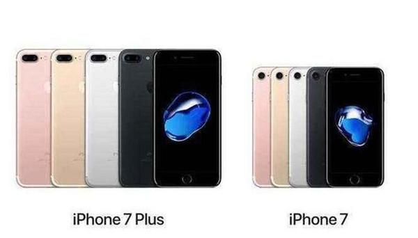 Refurbished Apple iPhone 7 7 PLUS Mobilephone 2RAM 32/128/256GB ROM Quad-Core 4G LTE IOS System iPhone7 With Fingerprint Unlocked SmartPhone