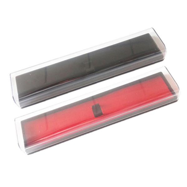 Pencil case Business promotion stationery plastic pencil box transparent pen case DL_BX007
