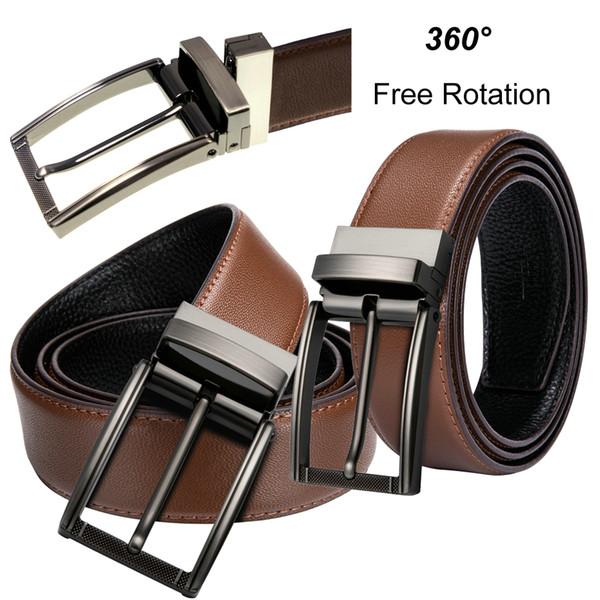 DUBULLE Cintura da uomo in pelle Cintura di lusso Designers Uomini di lusso Moda tendenze Pantaloni con due colori per scegliere la spedizione gratuita