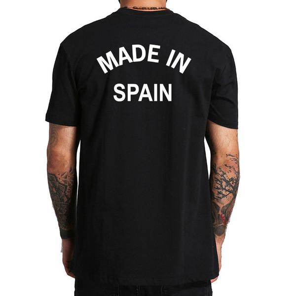 superior Hecho Camiseta Imprimir nueva dulce Tops Tamaño Camisetas oficial en Camiseta España Camiseta de Camisa Volver EU Hombres algodón casual Camiseta HHr6qwp