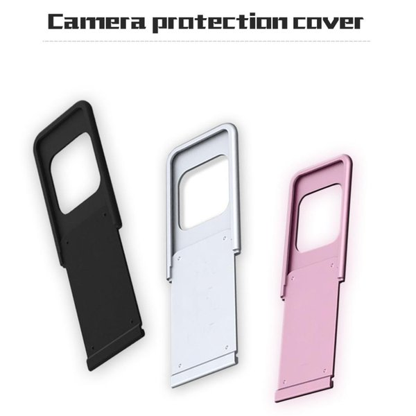 Etmakit Hot Sale Metal Webcam Cover Privacy Protection Shutter For Smartphone Laptop Camera Protector Cover Lens Shield Stickers