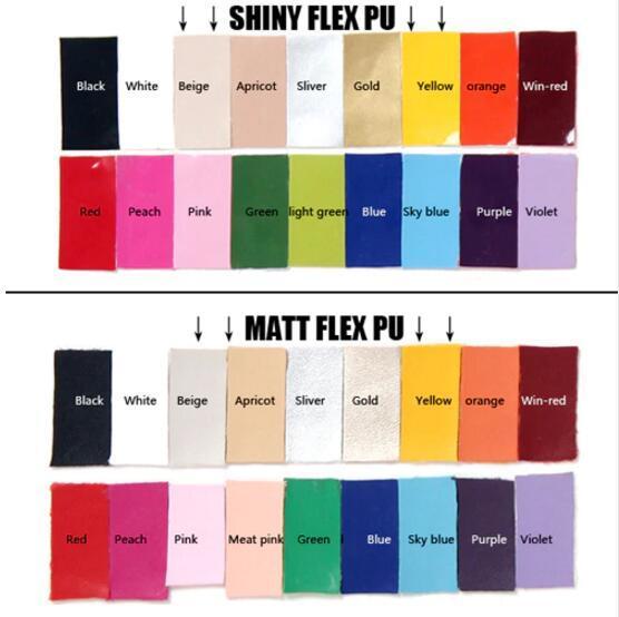 Индивидуальные цвета