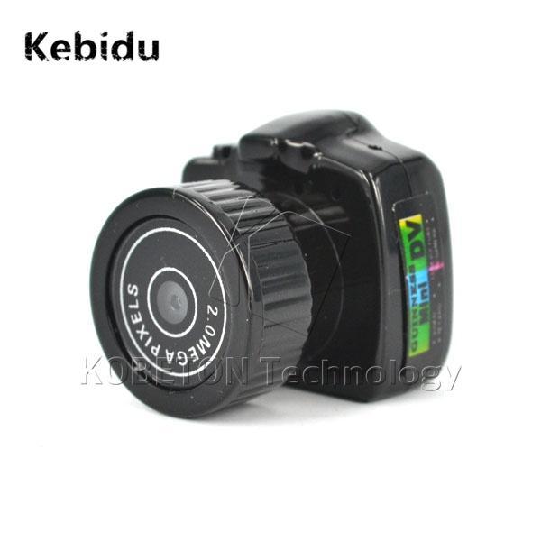 Kebidu Smallest Mini HD Camera Camcorder Video Recorders Web Cam 720P JPG Photo DVR