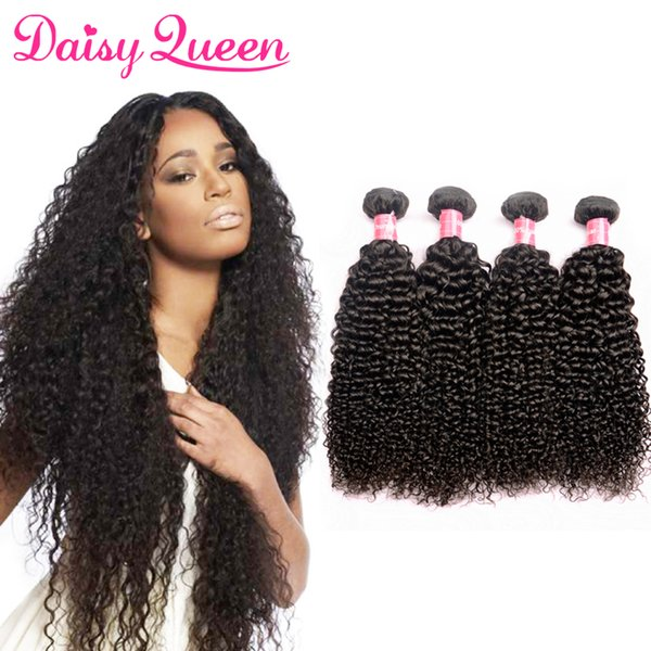 Grade 8A Malaysian Kinky Curly Virgin Hair Weaves Unprocessed Human Hair Bundles Wholesale Cheap Remy Curly Hair Extensions Free Shipping