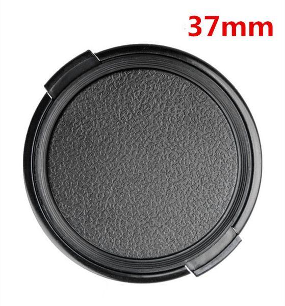 Tampa da lente da câmera de 37mm Tampa da proteção Tampa da lente para a lente de DSLR de S C N 37mm