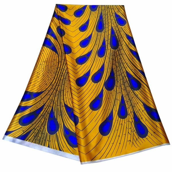 Latest african fabric 100% charme use printed fabric, for dress, shirt fabric, sell by the yard DIY handmade