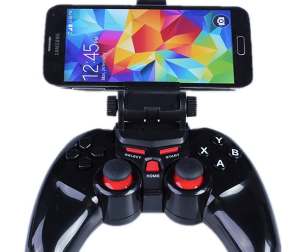 Wireless Game Controller Bluetooth Gamepad Remote for PC (Windows XP/7/8/8.1/10), PS3, Android, Vista, Phone, TV Box Portable Gaming Handle