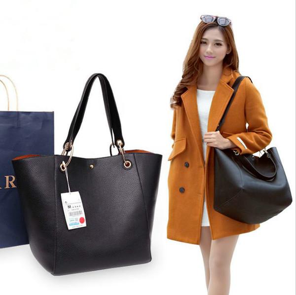2018 New Retro Ladies Shoulder Bag Fashion Casual Removable Handbag Anti-scratch Fireproof Mother Bag Multi-color Selection