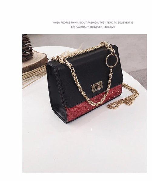 Female package 2018 new wind of vogue small incense bag ladies fashion handbag worn one shoulder handbag bAG HK213 LL83