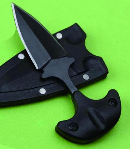 Gros ABS poignée 440 lame couteau couteau Dague Poinçonner Couteaux multifonction ourdoor Randonnée Camping outil à main survie livraison gratuite